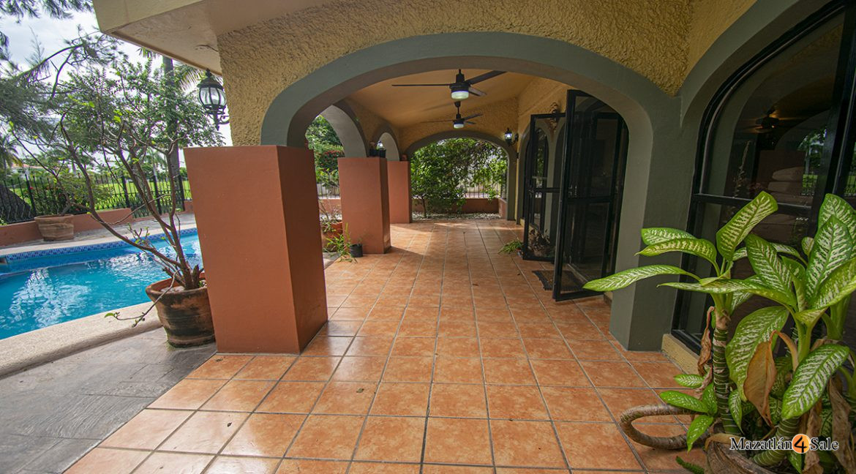 Mazatlan-El Cid Golf Course House with Pool- For Sale-Mazatlan4Sale 38