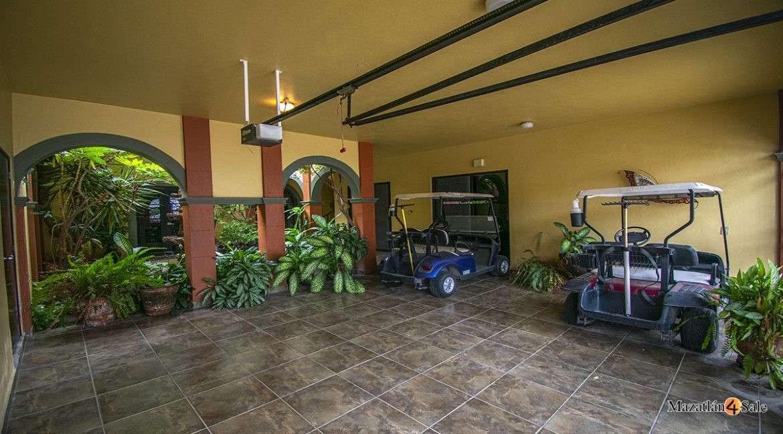 Mazatlan-El Cid Golf Course House with Pool- For Sale-Mazatlan4Sale 4