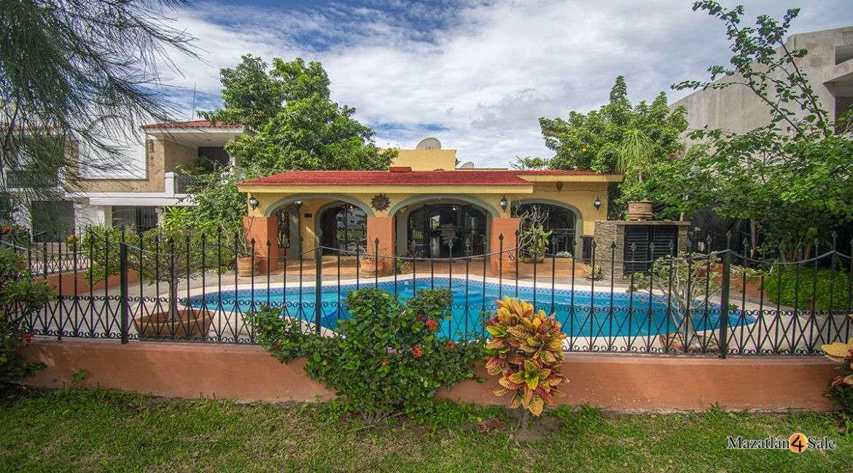 Mazatlan-El Cid Golf Course House with Pool- For Sale-Mazatlan4Sale 42