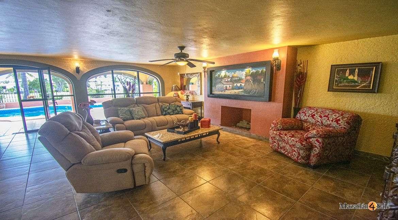 Mazatlan-El Cid Golf Course House with Pool- For Sale-Mazatlan4Sale 44