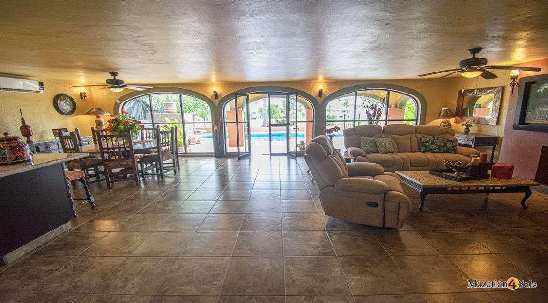 Mazatlan-El Cid Golf Course House with Pool- For Sale-Mazatlan4Sale 45