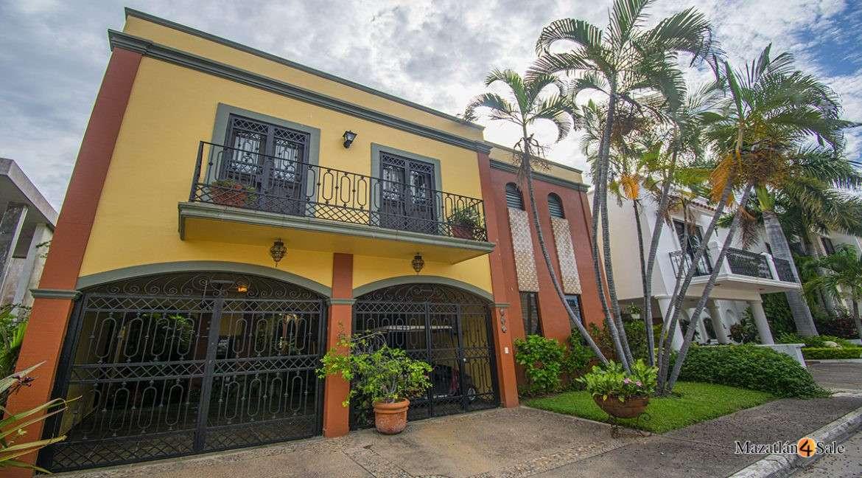 Mazatlan-El Cid Golf Course House with Pool- For Sale-Mazatlan4Sale 5