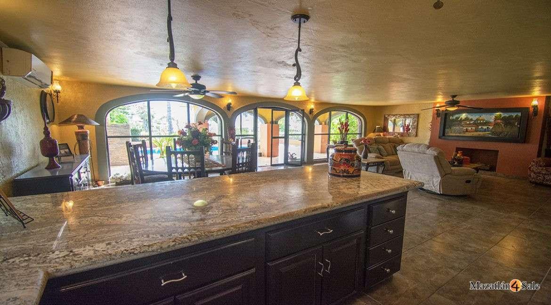 Mazatlan-El Cid Golf Course House with Pool- For Sale-Mazatlan4Sale 50