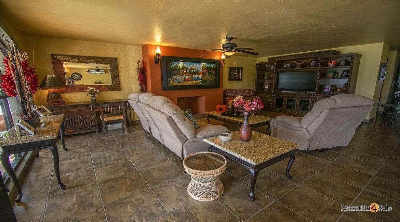 Mazatlan-El Cid Golf Course House with Pool- For Sale-Mazatlan4Sale 53
