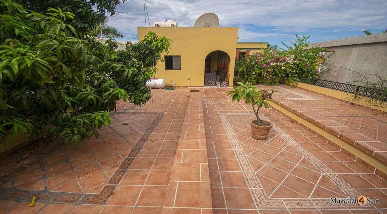Mazatlan-El Cid Golf Course House with Pool- For Sale-Mazatlan4Sale 9